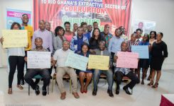 CSPOG Launches Campaign To Fight Corruption In Extractive
